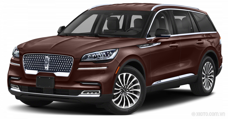Lincoln Aviator 2021 Màu Crystal Copper Metallic Tinted Clearcoat