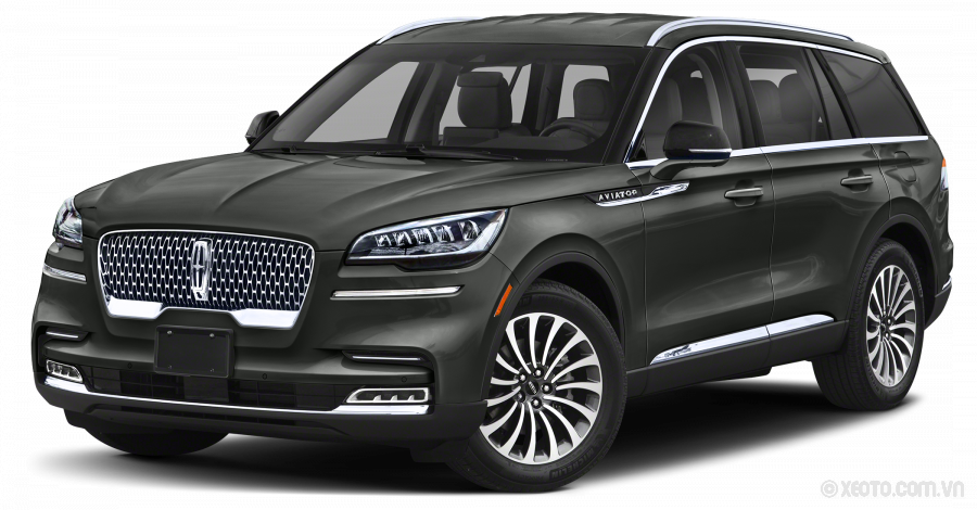 Lincoln Aviator 2021 Màu Magnetic Gray Clearcoat