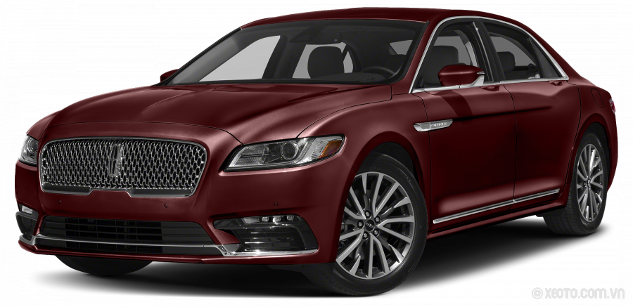 Lincoln Continental 2020 Màu Burgundy Velvet Metallic Tinted Clearcoat