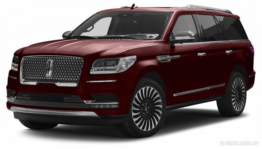 Lincoln Navigator 2021 Màu Burgundy Velvet Metallic Tinted Clearcoat