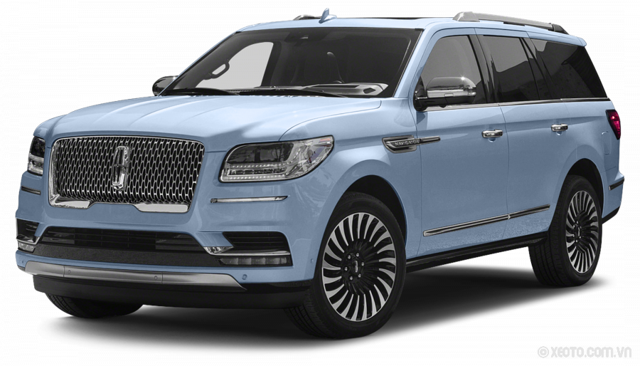 Lincoln Navigator 2020 Màu Chroma Crystal Blue