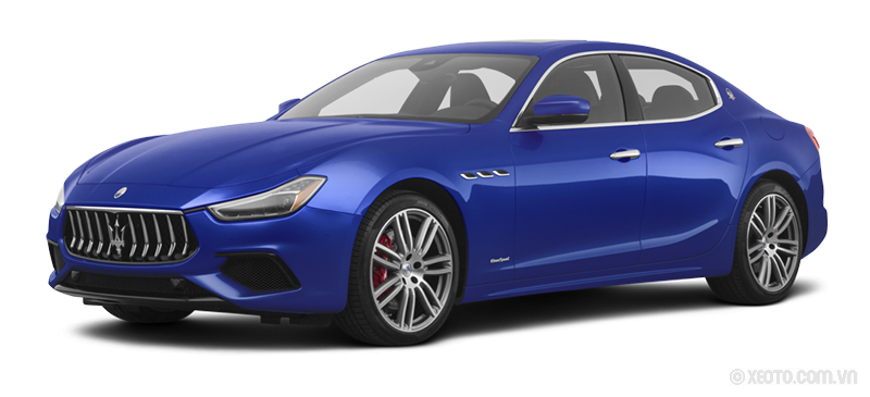 Maserati Ghibli 2020 Màu Blue Emotion
