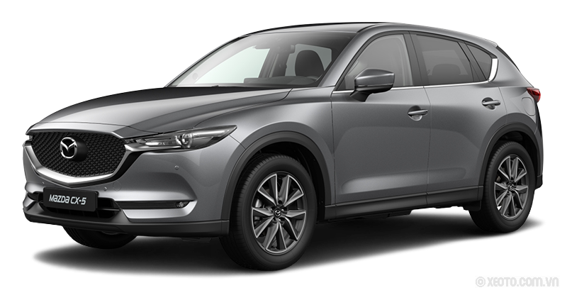 Mazda CX-5 2021 Màu Machine Grey