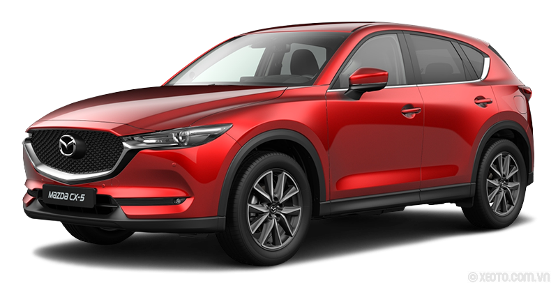 Mazda CX-5 2021 Màu Soul Red