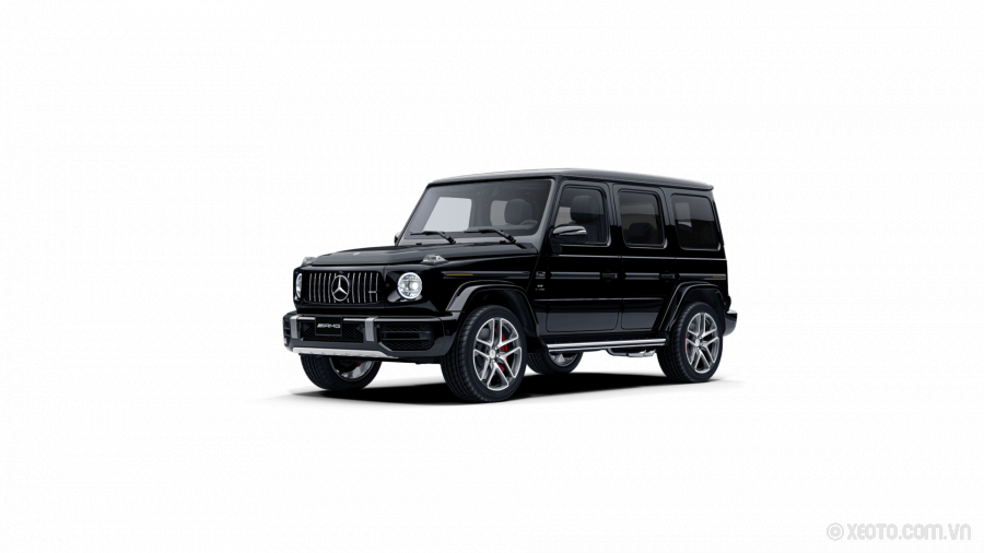 Mercedes-AMG G65 2020 Màu black