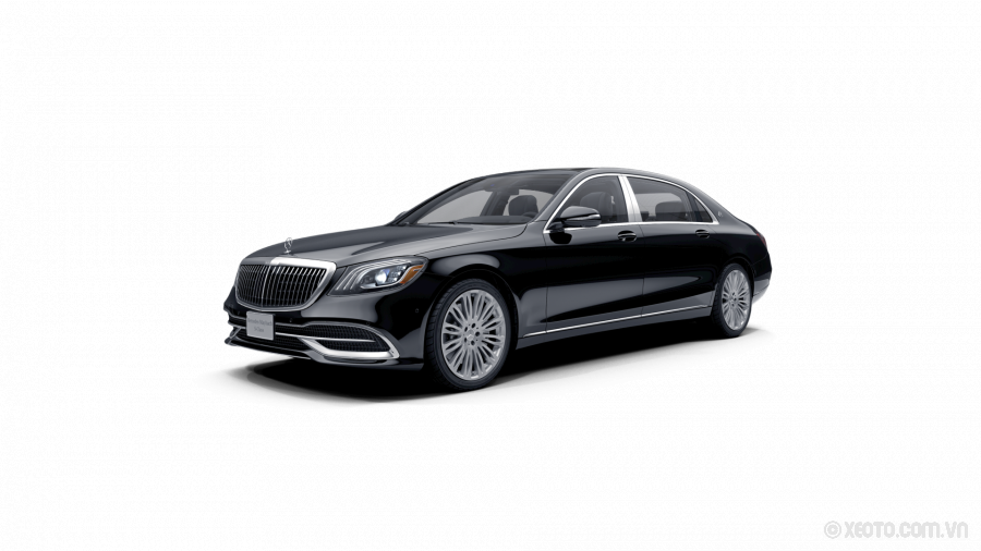 Mercedes-Maybach S560 2020 Màu black