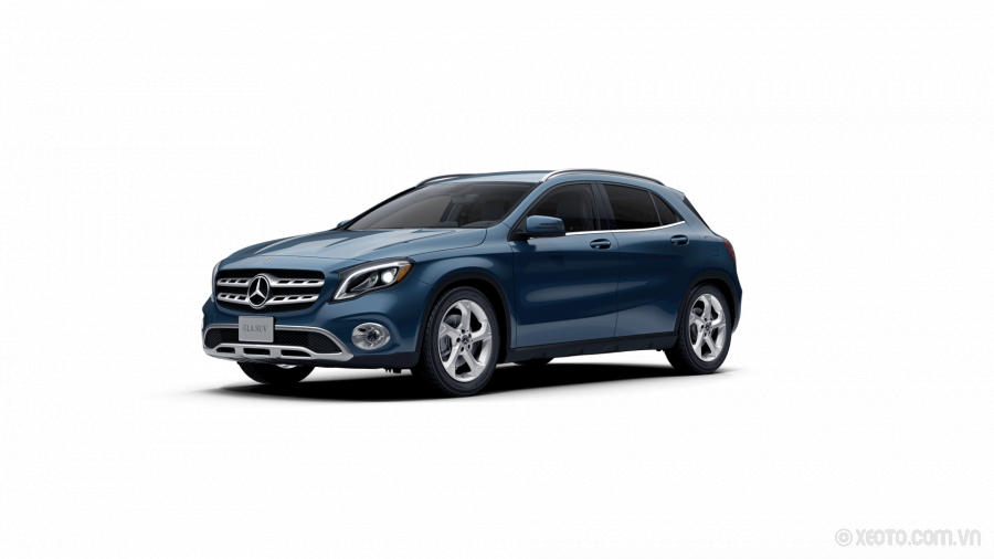 Mercedes-Benz GLA 200 2020 Màu Denim Blue metallic
