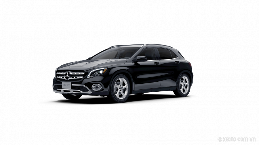 Mercedes-Benz GLA 200 2020 Màu Nocturnal Black