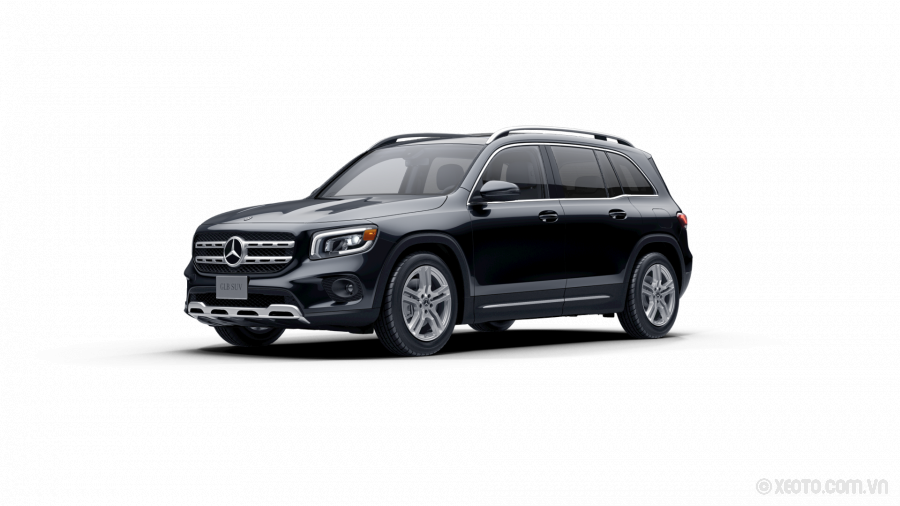 Mercedes-Benz GLB 250 2021 Màu Cosmos Black metallic