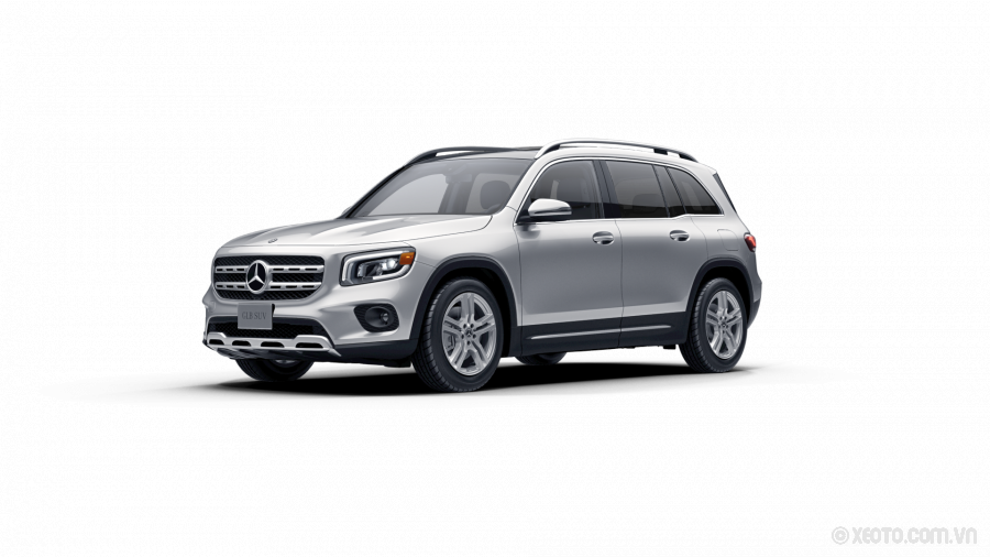 Mercedes-Benz GLB 250 2021 Màu Iridium Silver metallic