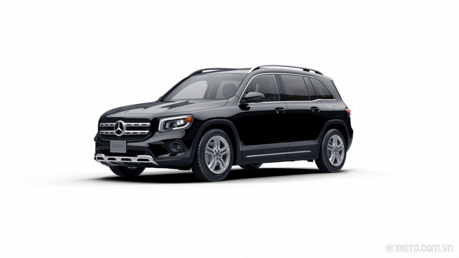 Mercedes-Benz GLB 250 2021 Màu Night Black