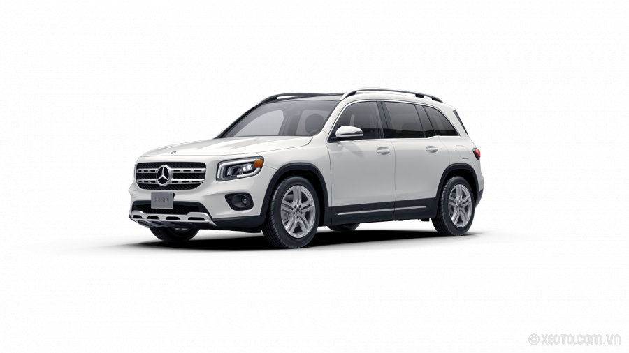 Mercedes-Benz GLB 250 2021 Màu Polar White