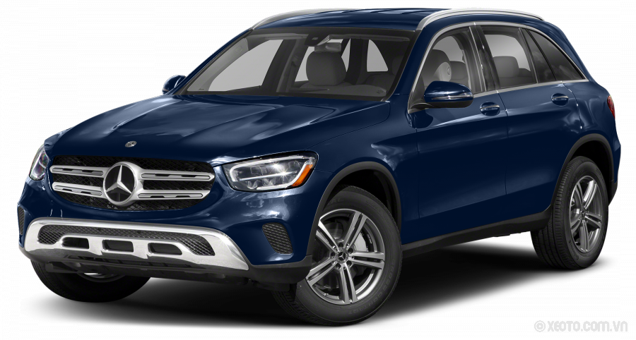Mercedes-Benz GLC 250 2020 Màu Brilliant Blue Metallic