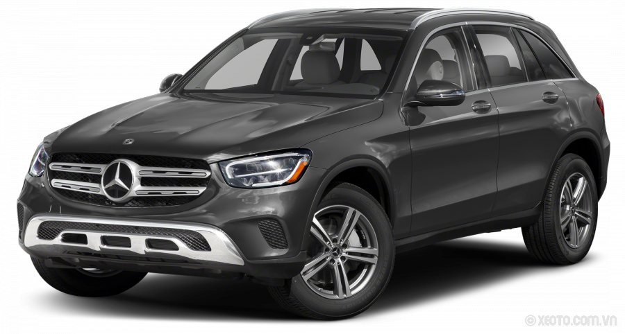 Mercedes-Benz GLC 250 2020 Màu Graphite Gray Metallic