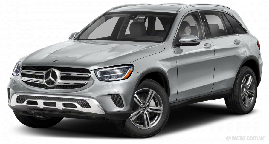 Mercedes-Benz GLC 250 2020 Màu Iridium Silver Metallic