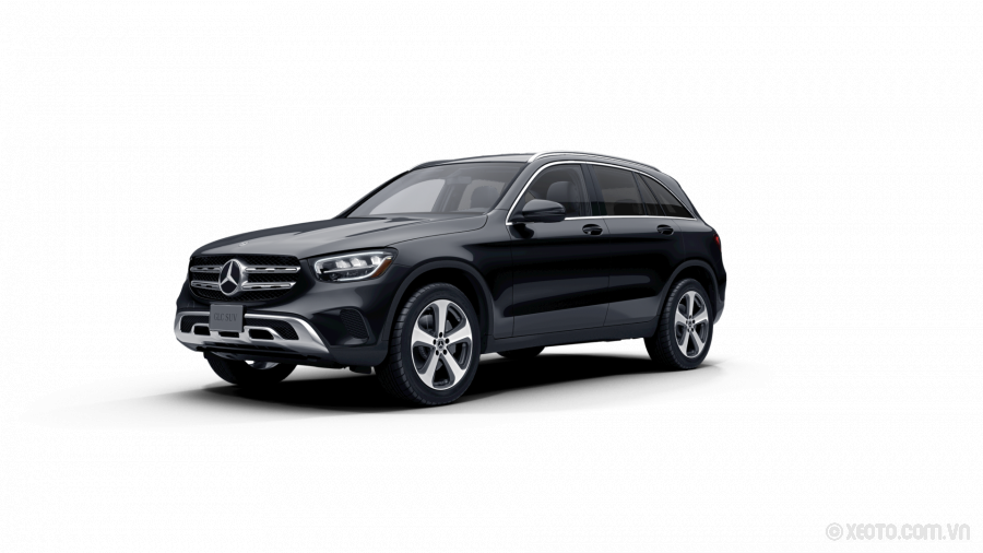 Mercedes-Benz GLC 300 2020 Màu Obsidian Black metallic