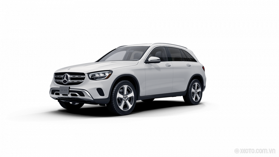 Mercedes-Benz GLC 300 2020 Màu Polar White