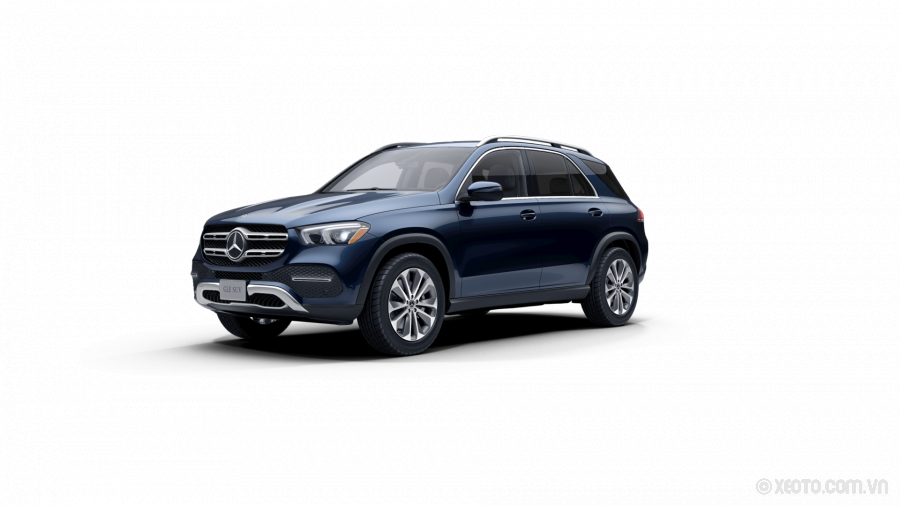 Mercedes-Benz GLE 450 2020 Màu Cavansite Blue metallic