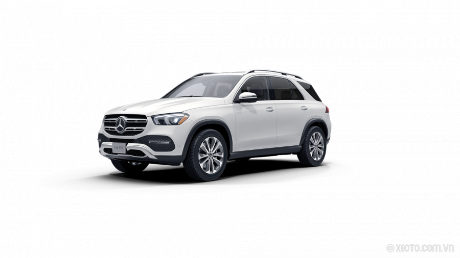 Mercedes-Benz GLE 450 2020 Màu Polar White