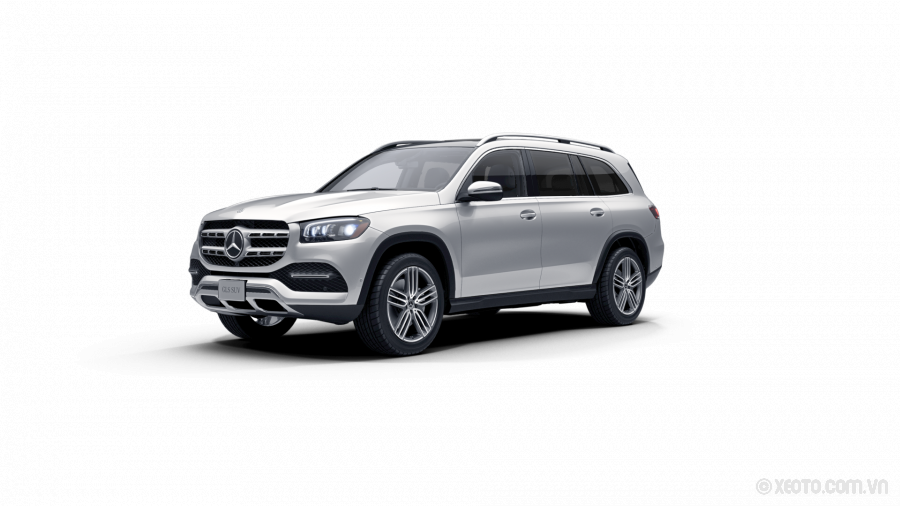 Mercedes-Benz GLS 400 2020 Màu Iridium Silver metallic