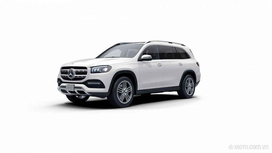 Mercedes-Benz GLS 400 2020 Màu Polar White