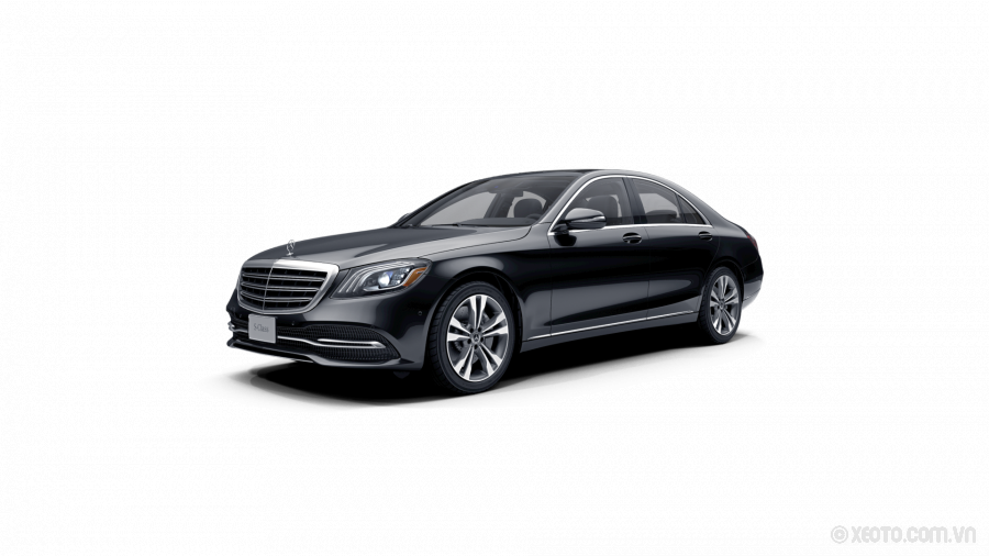 Mercedes-Benz S400 2020 Màu Obsidian Black metallic