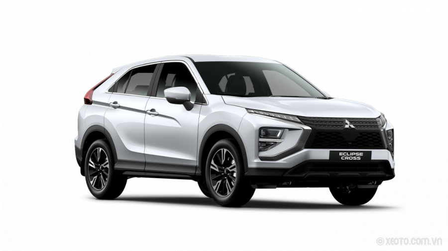 Mitsubishi Eclipse Cross 2022 Màu Màu White Diamond