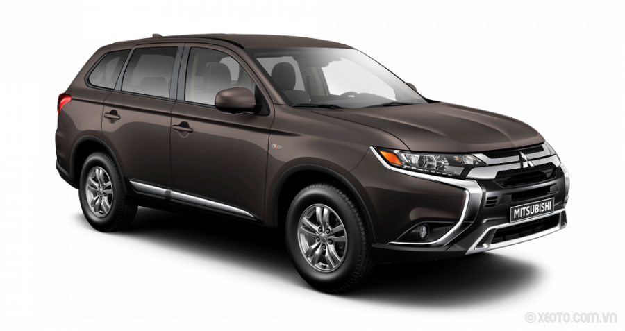 Mitsubishi Outlander 2020 Màu Quartz Brown