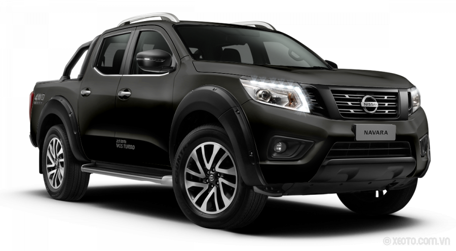 Nissan Navara 2020 Màu Diamond Black