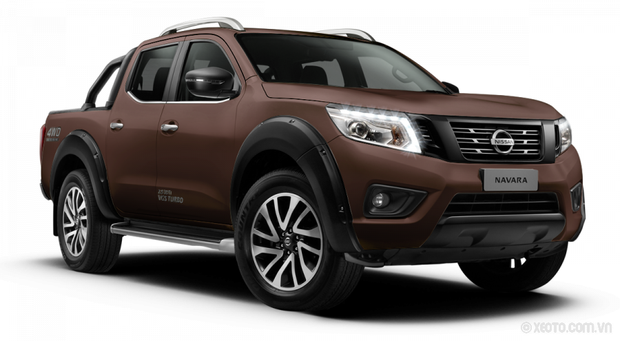 Nissan Navara 2020 Màu Earth Brown