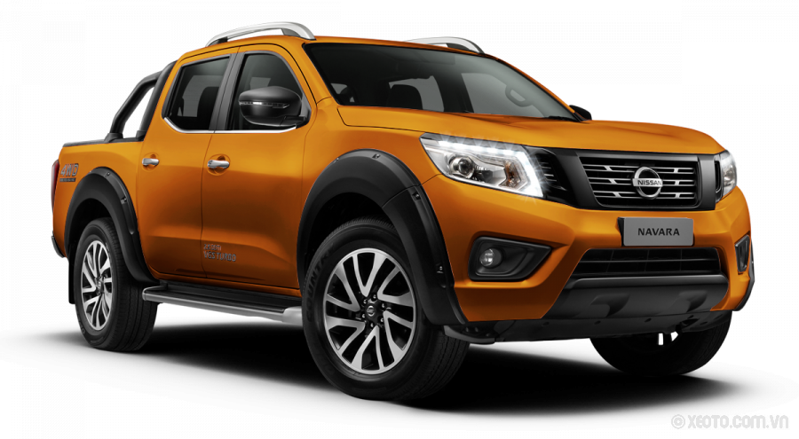 Nissan Navara 2020 Màu Savanna Orange