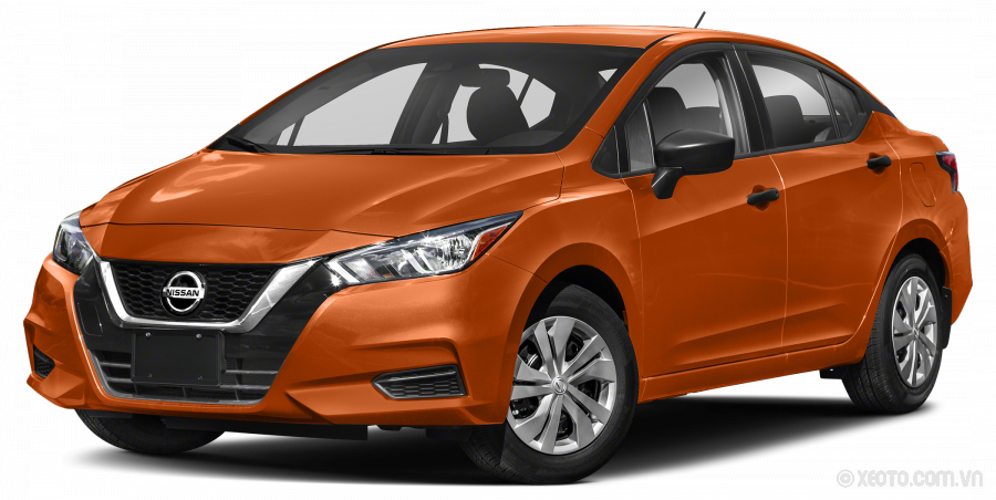 Nissan Sunny 2020 Màu Monarch Orange Pearl Met