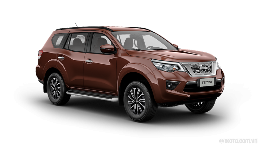 Nissan Terra 2020 Màu Earth Brown