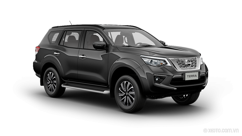 Nissan Terra 2020 Màu Twilight Grey