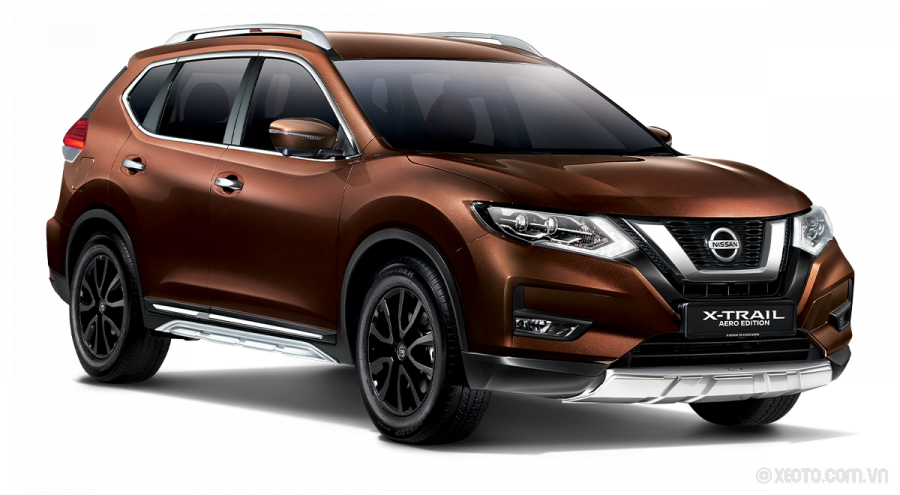 Nissan X-Trail 2020 Màu Imperial Umber