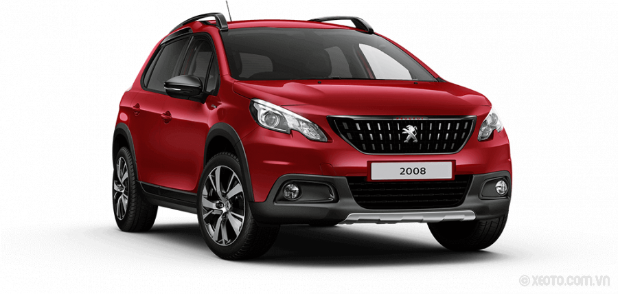 Peugeot 2008 2020 Màu Ultimate Red