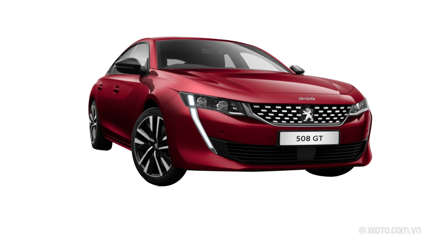 Peugeot 508 2020 Màu ULTIMATE RED