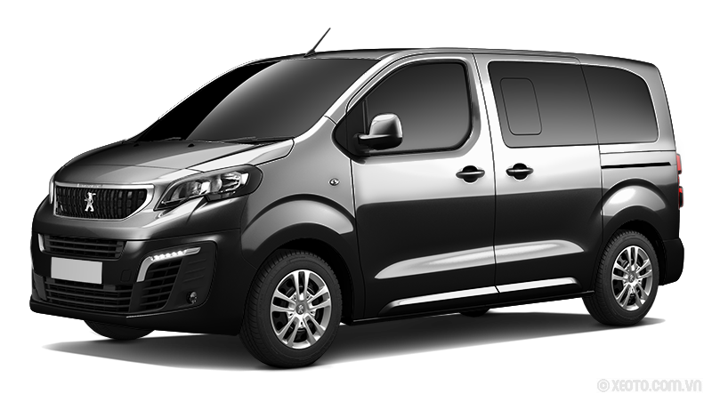 Peugeot Traveller 2020 Màu Black metallic