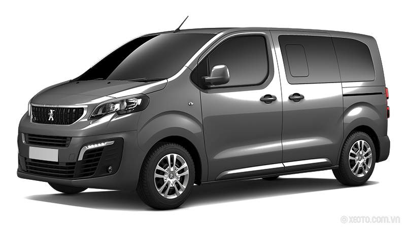 Peugeot Traveller 2020 Màu Gray metallic