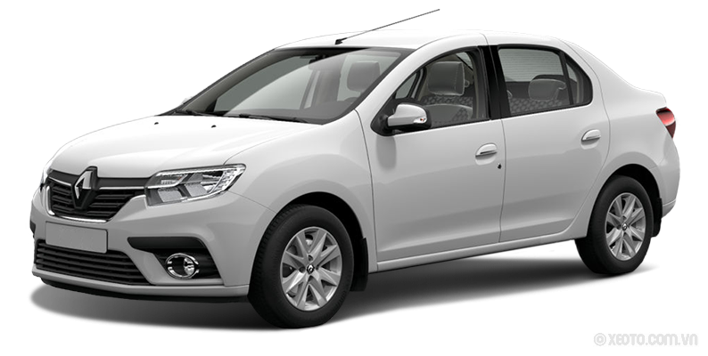 Renault Logan 2020 Màu White ice