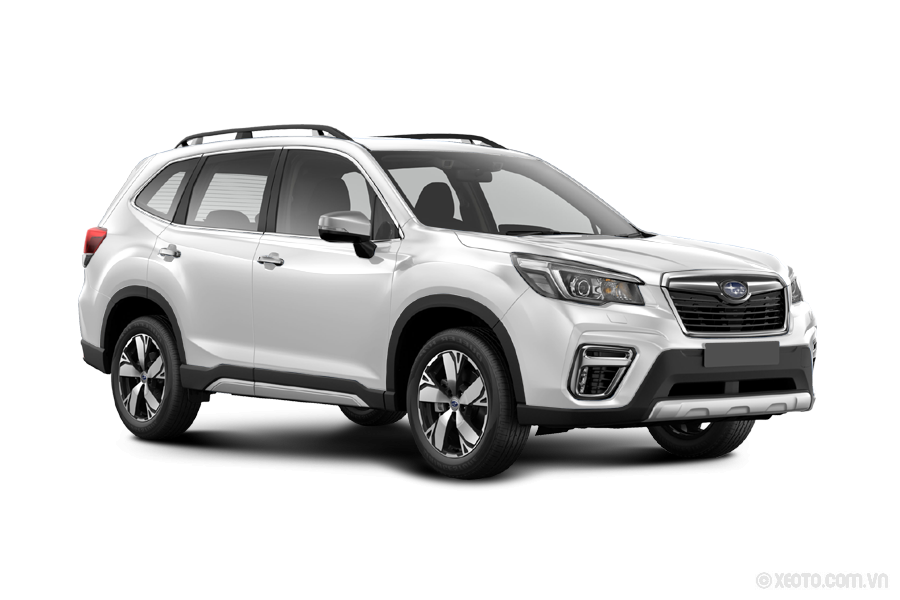 Subaru Forester 2020 Màu Crystal White Pearl