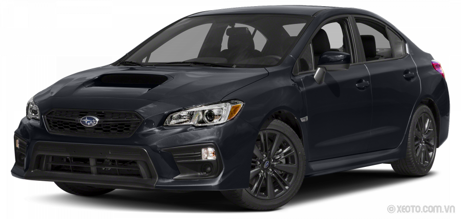 Subaru WRX Sti 2020 Màu Dark Gray Metallic