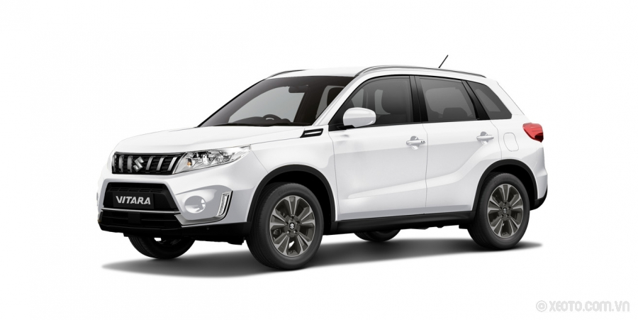 Suzuki Grand Vitara 2020 Màu Cool White