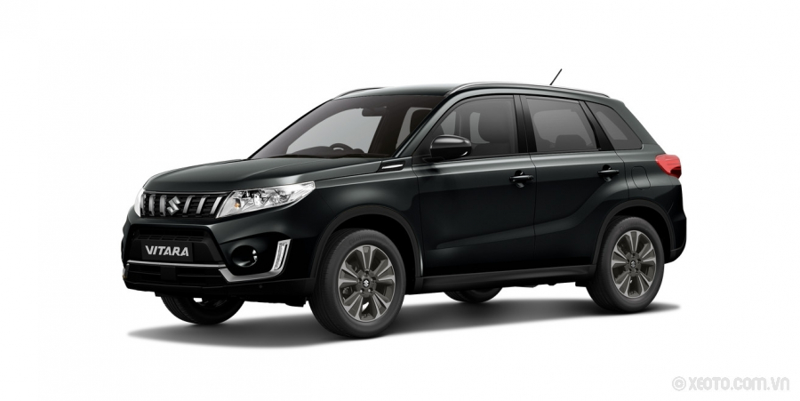 Suzuki Grand Vitara 2020 Màu Cosmic Black Pearl Metallic