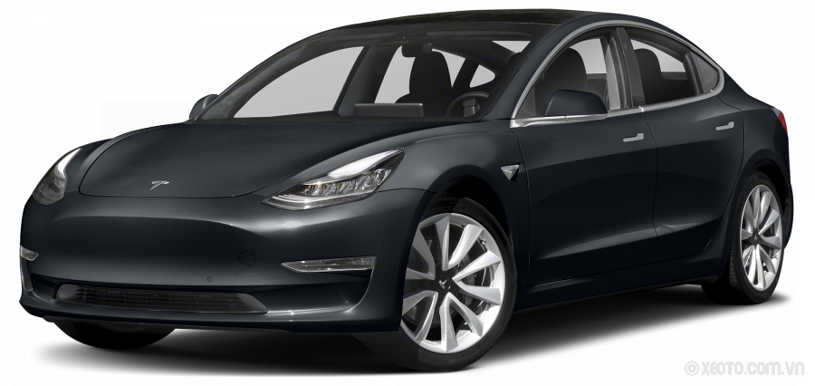 Tesla Model 3 2020 Màu Midnight Silver Metallic