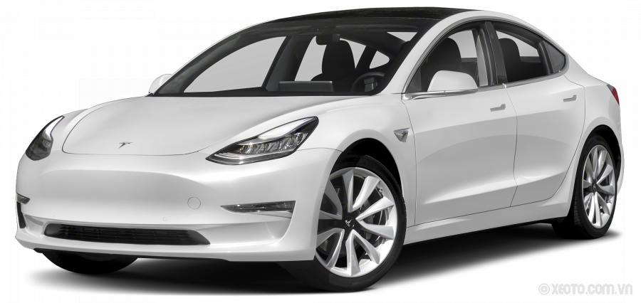 Tesla Model 3 2020 Màu Pearl White Multi-Coat