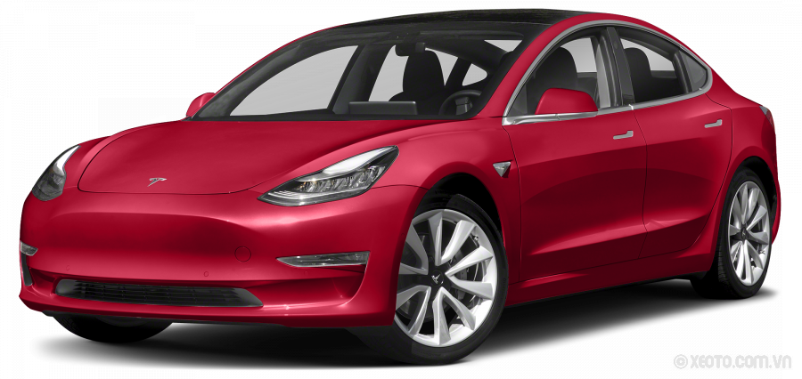 Tesla Model 3 2020 Màu Red Multi-Coat