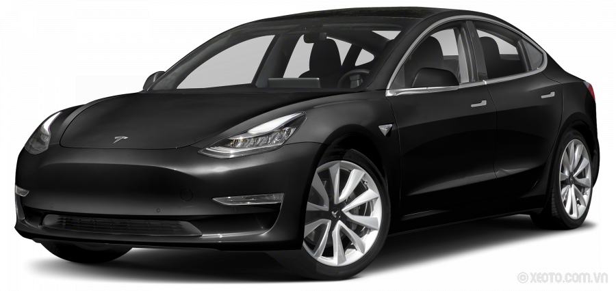 Tesla Model 3 2020 Màu Solid Black
