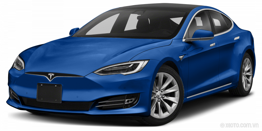 Tesla Model S 2020 Màu Deep Blue Metallic