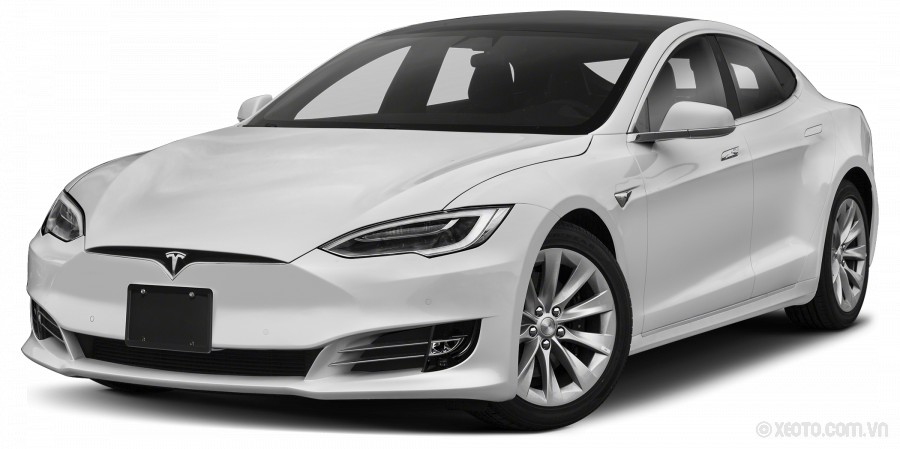 Tesla Model S 2020 Màu Pearl White Multi-Coat